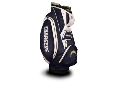Los Angeles Chargers Team Golf Victory Golf Cart Bag