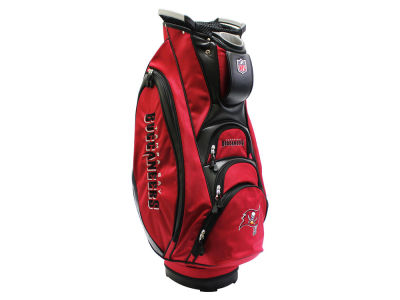 Tampa Bay Buccaneers Team Golf Victory Golf Cart Bag