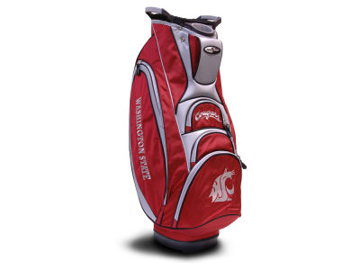 Washington State Cougars Team Golf Victory Golf Cart Bag