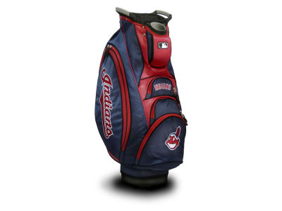 Cleveland Indians Team Golf Victory Golf Cart Bag