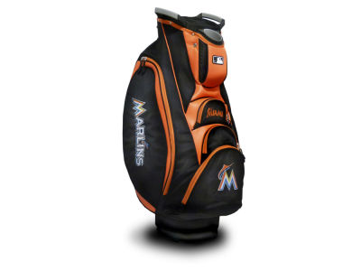 Miami Marlins Team Golf Victory Golf Cart Bag