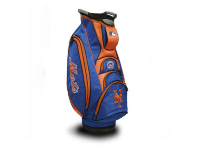 New York Mets Team Golf Victory Golf Cart Bag