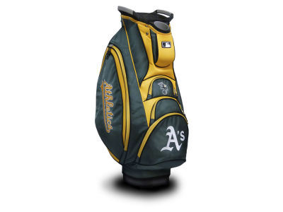 Oakland Athletics Team Golf Victory Golf Cart Bag