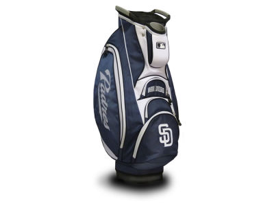 San Diego Padres Team Golf Victory Golf Cart Bag