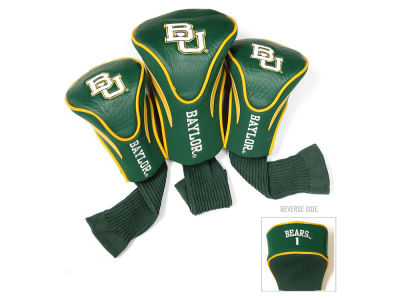 Baylor Bears Team Golf 3 Pack Contour Head Covers
