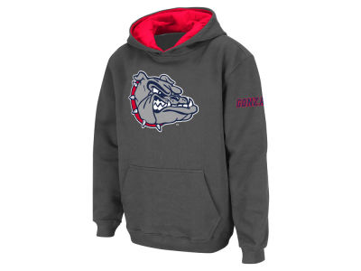 Gonzaga Bulldogs Colosseum NCAA Men's Big Logo Hoodie