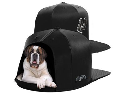 San Antonio Spurs Nap Cap NBA Nap Cap Pet Bed - Large