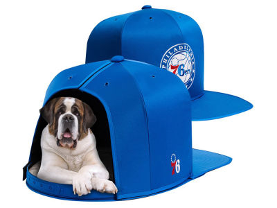 Philadelphia 76ers Nap Cap NBA Nap Cap Pet Bed - Large