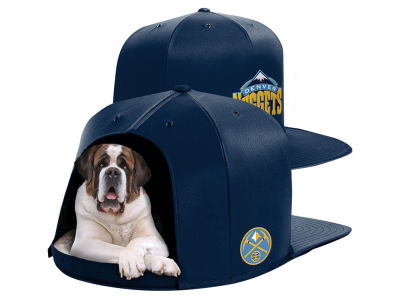 Denver Nuggets Nap Cap NBA Nap Cap Pet Bed - Large