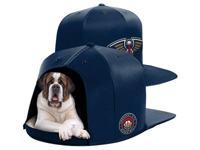 New Orleans Pelicans Nap Cap NBA Nap Cap Pet Bed - Large