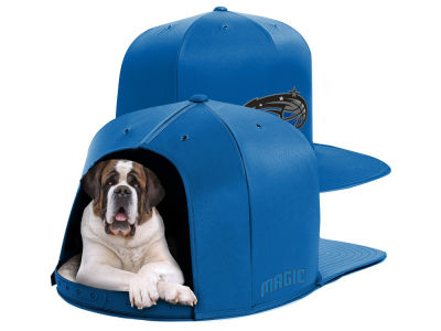 Orlando Magic Nap Cap NBA Nap Cap Pet Bed - Large