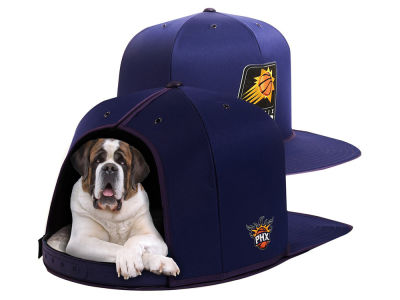 Phoenix Suns Nap Cap NBA Nap Cap Pet Bed - Large