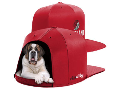 Portland Trail Blazers Nap Cap NBA Nap Cap Pet Bed - Large