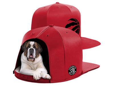 Toronto Raptors Nap Cap NBA Nap Cap Pet Bed - Large