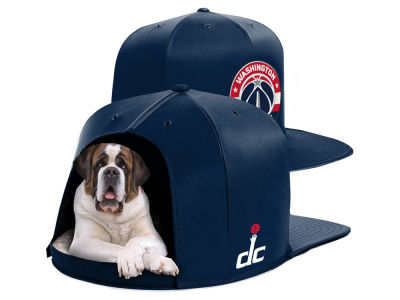 Washington Wizards Nap Cap NBA Nap Cap Pet Bed - Large