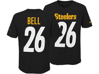 Pittsburgh Steelers Le'Veon Bell Nike NFL Youth Pride Name and Number 3.0 T-Shirt