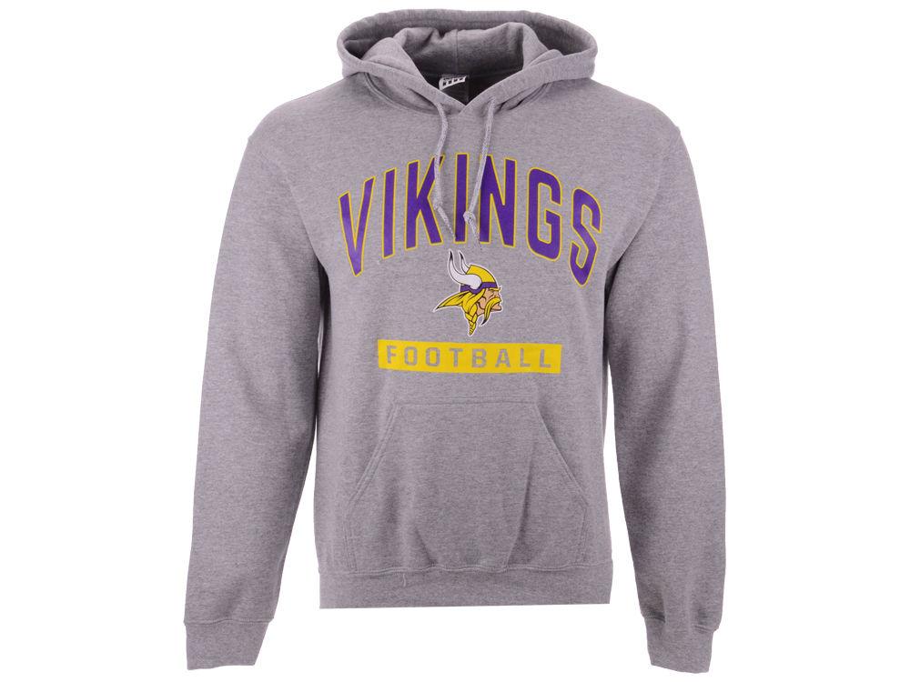 4fce4cd46 Minnesota Vikings NFL Men s Gym Class Hoodie
