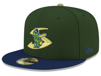 Beloit Snappers New Era MiLB 2001 Capsule 59FIFTY Cap