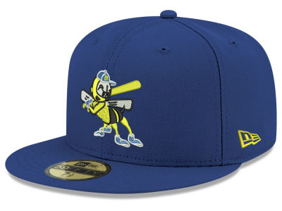 Burlington Bees New Era MiLB 2001 Capsule 59FIFTY Cap
