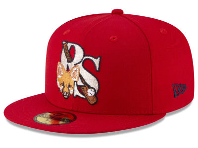 Columbus Redstixx New Era MiLB 2001 Capsule 59FIFTY Cap