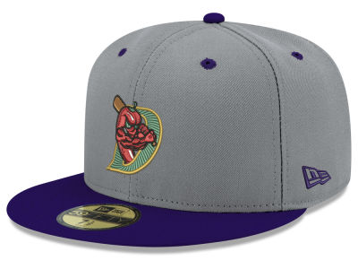 El Paso Diablos New Era MiLB 2001 Capsule 59FIFTY Cap