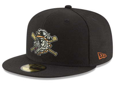 Erie SeaWolves New Era MiLB 2001 Capsule 59FIFTY Cap