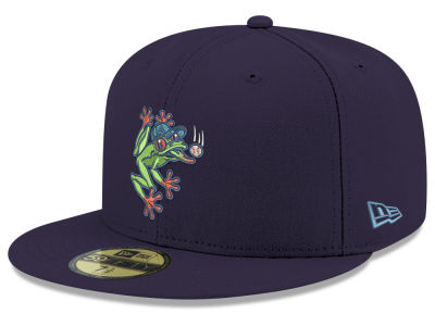 Everett AquaSox New Era MiLB 2001 Capsule 59FIFTY Cap