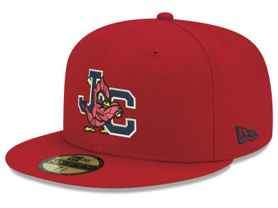 Johnson City Cardinals New Era MiLB 2001 Capsule 59FIFTY Cap
