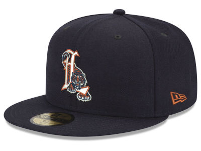 Lakeland Tigers New Era MiLB 2001 Capsule 59FIFTY Cap
