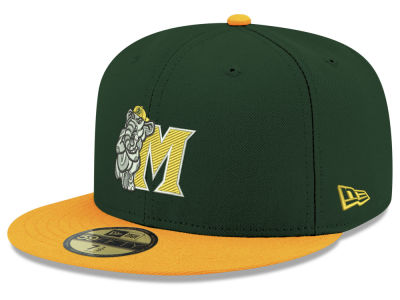 Modesto A's New Era MiLB 2001 Capsule 59FIFTY Cap