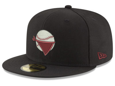 Quad Cities River Bandits New Era MiLB 2001 Capsule 59FIFTY Cap