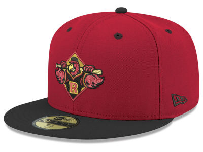 Rochester Red Wings New Era MiLB 2001 Capsule 59FIFTY Cap