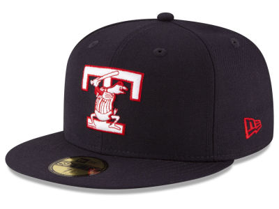 Toledo Mud Hens New Era MiLB 2001 Capsule 59FIFTY Cap
