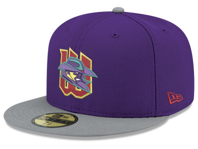 Wichita Wranglers New Era MiLB 2001 Capsule 59FIFTY Cap