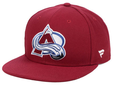 Colorado Avalanche NHL Branded NHL Basic Fan Snapback Cap