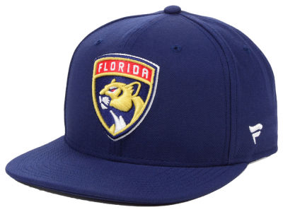 buy popular 05d6e 0d4aa Florida Panthers NHL Branded NHL Basic Fan Snapback Cap