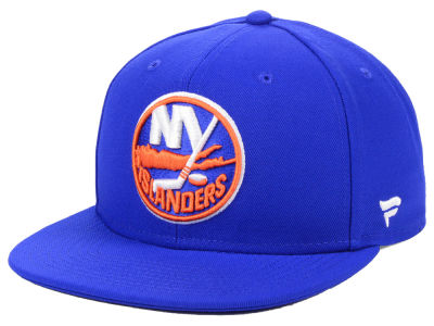New York Islanders NHL Branded NHL Basic Fan Snapback Cap