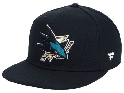San Jose Sharks NHL Branded NHL Basic Fan Snapback Cap