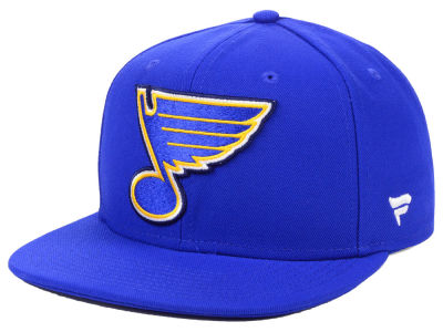 St. Louis Blues NHL Branded NHL Basic Fan Snapback Cap