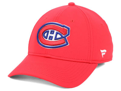 Montreal Canadiens NHL Branded NHL Basic Flex Cap