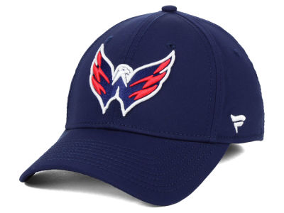 Washington Capitals NHL Branded NHL Basic Flex Cap