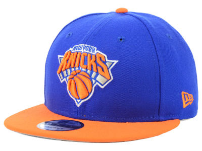 New York Knicks New Era NBA Basic 2 Tone 9FIFTY Snapback Cap