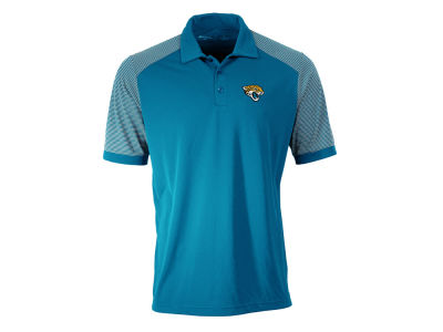 Jacksonville Jaguars Antigua NFL Men's Engage Polo