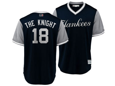 New York Yankees Didi Gregorius MLB Men's Player's Weekend Replica Cool Base Jersey