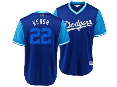 Los Angeles Dodgers Clayton Kershaw MLB Men's Player's Weekend Replica Cool Base Jersey