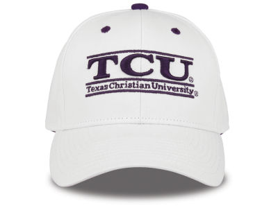 Texas Christian Horned Frogs The Game NCAA Classic Game 3 Bar Cap d34be041301