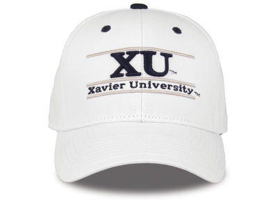 Xavier Musketeers The Game NCAA Classic Game 3 Bar Cap