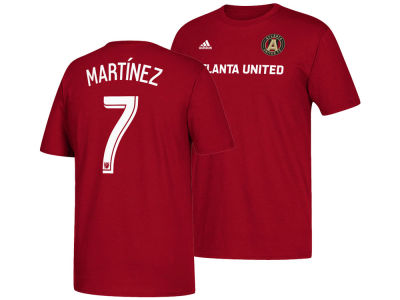 Atlanta United FC Josef Martínez adidas MLS Home Player T-Shirt