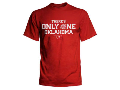Oklahoma Sooners Top of the World NCAA Men's Official Fan T-Shirt