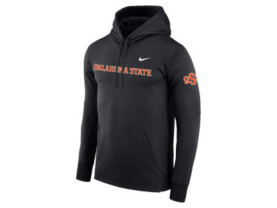 Oklahoma State Cowboys Nike NCAA Men's Vault Therma Hooded Sweatshirt